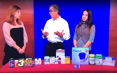 Listen to Cady and Ed quickly explain the SEVEN key items to consider for turning your health around in 2018!