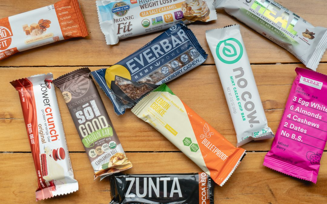 How To Choose The Healthiest Protein Bars In A Culture Of Convenience